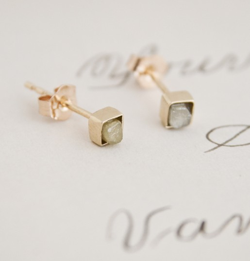 Rough-Diamond-Cube-Earrings_pair-e1344406131576